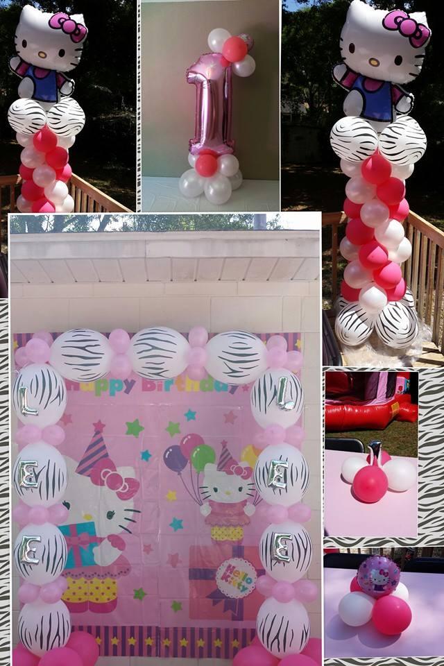 Explore Celebration Inflation balloon decor with Patronda Austin (1/6)