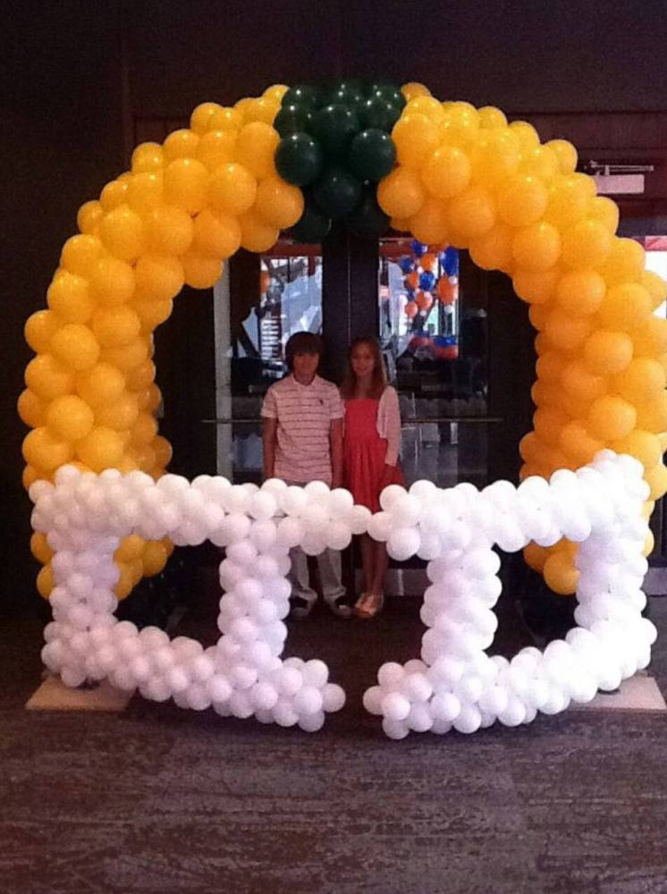 Explore Celebration Inflation balloon decor with Patronda Austin (5/6)
