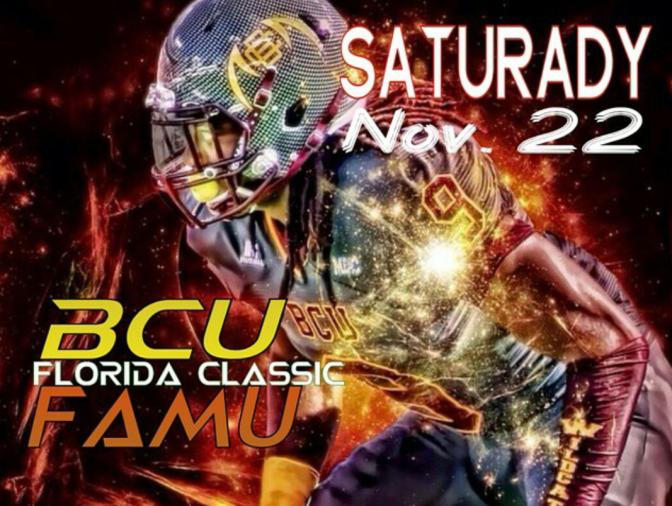 2014 Florida Classic Event Schedule