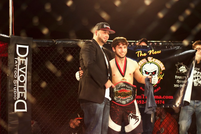 """Breakthrough MMA 15 """"Night of Champions 3″ Photo Booth pictures – Patrick Corrigan post fight interview"""