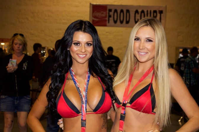 Breakthrough MMA – Photo Booth & Ring Card Girl Photos