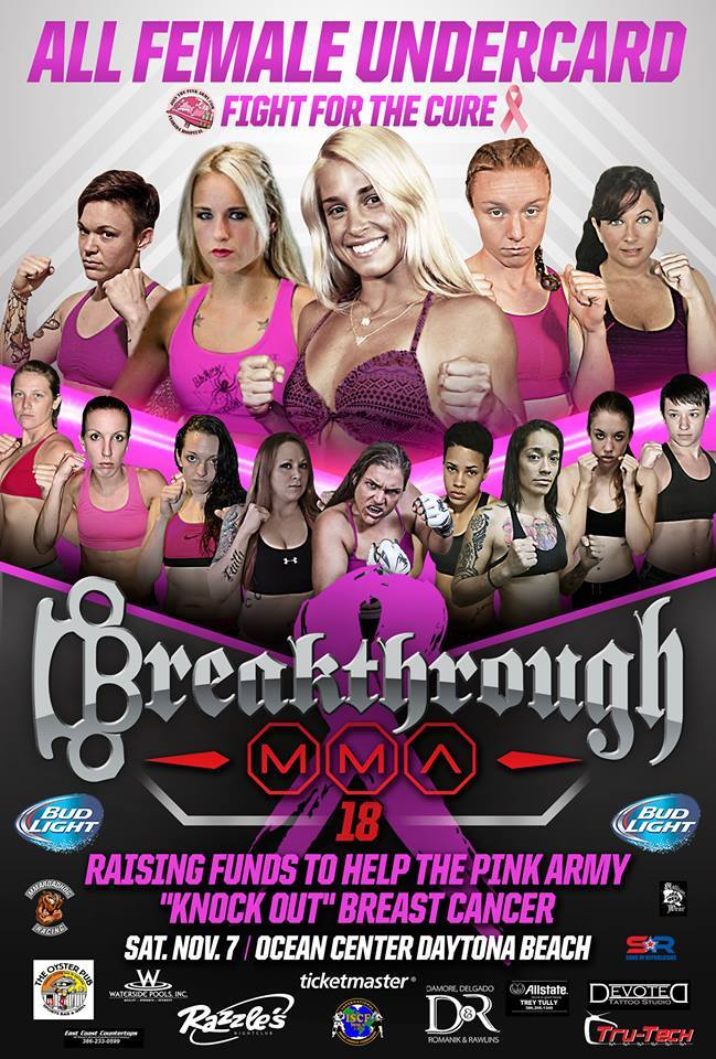 """BMMA 18 : """"Fight for the Cure"""" Commercial & Weigh-in Pictures"""