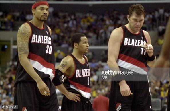 1998-99 trail blazers