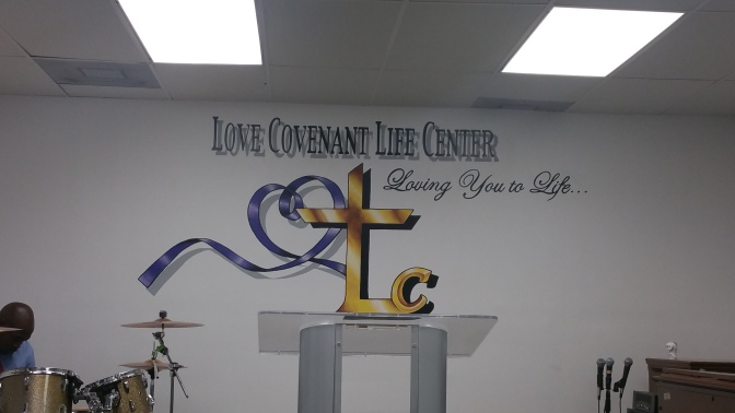How I found love at Love Covenant Life Center
